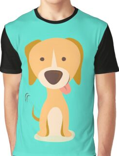 cute dog Graphic T-Shirt