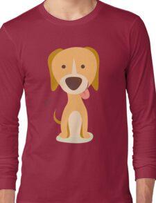 cute dog Long Sleeve T-Shirt