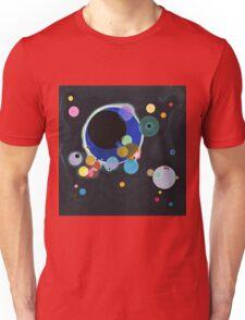 Wassily Kandinsky - Several Circles 1926  Unisex T-Shirt
