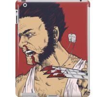 Say it to My Face, Bub iPad Case/Skin