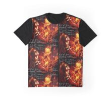 FIRE PURIFIES Graphic T-Shirt