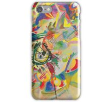 Wassily Kandinsky - Composition 7 1913  iPhone Case/Skin