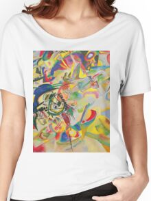 Wassily Kandinsky - Composition 7 1913  Women's Relaxed Fit T-Shirt