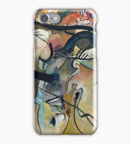Wassily Kandinsky - Composition 5 1911  iPhone Case/Skin