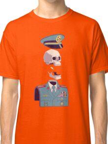 captain skull Classic T-Shirt