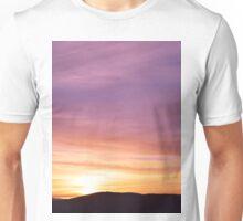 Sunset Clouds Unisex T-Shirt