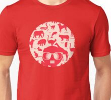 Retro animals Unisex T-Shirt