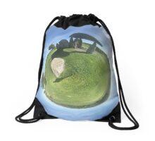 Pentre Ifan - large Drawstring Bag
