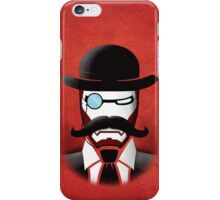 Iron Gentleman iPhone Case/Skin