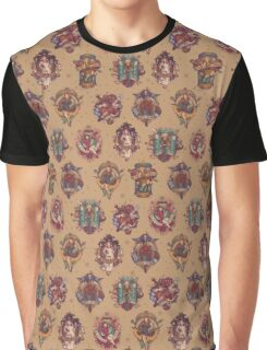 Companion Leggings Graphic T-Shirt