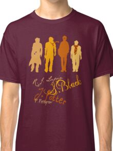 Four Marauding Marauders Classic T-Shirt