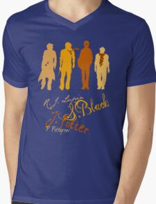 Four Marauding Marauders Mens V-Neck T-Shirt