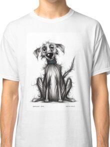Homeless dog Classic T-Shirt