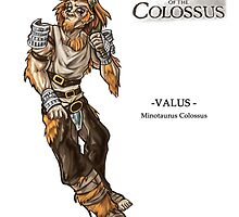 Shadow of the Colossus_Valus Human by scarleyGrins