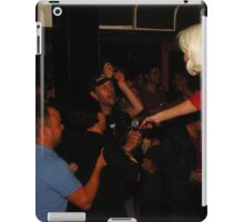 Audience-Participation iPad Case/Skin