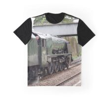 Pacific Lines Graphic T-Shirt