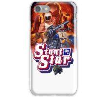 Stunt Star. Tombstone 2000 iPhone Case/Skin