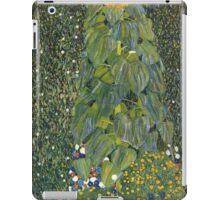 Gustav Klimt - The Sunflower 1907 iPad Case/Skin
