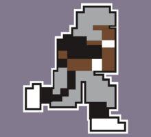 Nintendo Tecmo Bowl Oakland Raiders Bo Jackson Kids Tee