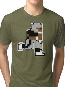 Nintendo Tecmo Bowl Oakland Raiders Bo Jackson Tri-blend T-Shirt
