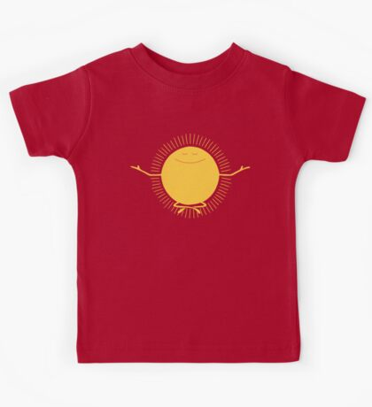 Sun Worshipper Kids Tee