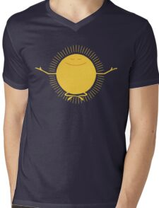 Sun Worshipper Mens V-Neck T-Shirt