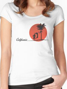 Mr Bungle's California Women's Fitted Scoop T-Shirt