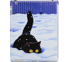 Big Foot iPad Case/Skin