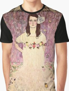 Gustav Klimt - Portrait Of Mada Primavesi (1903 2000), 1912  Graphic T-Shirt