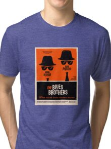the music brothers Tri-blend T-Shirt
