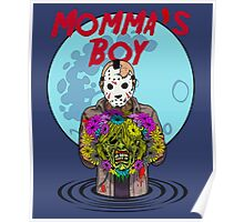 Momma's Boy Poster
