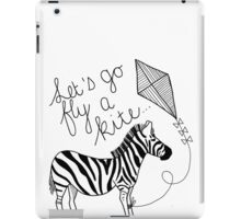 Marry Poppins - Let's Go Fly a Kite iPad Case/Skin