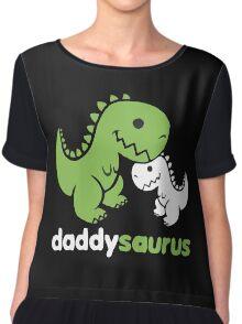 Daddysaurus Chiffon Top