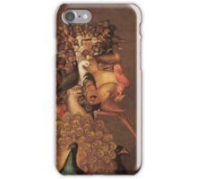 Giuseppe Archimboldo - The Air 1566 iPhone Case/Skin
