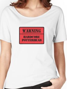 Hardcore Potterhead Women's Relaxed Fit T-Shirt