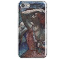 Edgar Degas - Dancers iPhone Case/Skin