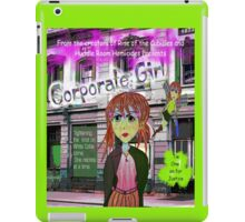 Corporate Girl iPad Case/Skin
