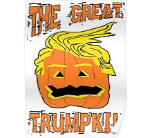 The Great Trumpkin Poster