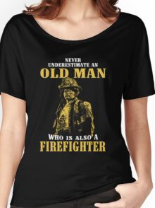 Firefighter - Fireman gift Women's Relaxed Fit T-Shirt