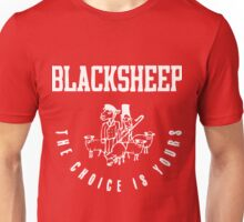 Black Sheep - Golden Era Hip Hop The Choice Is Yours Unisex T-Shirt
