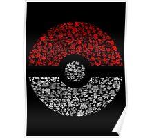 Pokéball Pokémon Poster