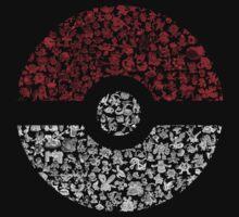 Pokéball Pokémon by The-sign