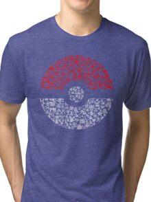 Pokéball Pokémon Tri-blend T-Shirt