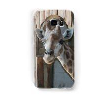 giraffe Samsung Galaxy Case/Skin