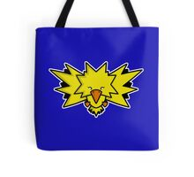 Super Cute Legendary Bird - Team Yellow Tote Bag