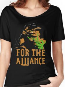 For the Alliance Women's Relaxed Fit T-Shirt