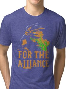 For the Alliance Tri-blend T-Shirt