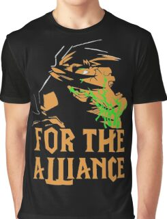 For the Alliance Graphic T-Shirt
