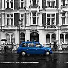 London Blue by Unai Ileaña