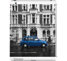 London Blue iPad Case/Skin